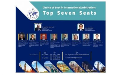Choice of Seat in International Arbitration: Top Seven Seats