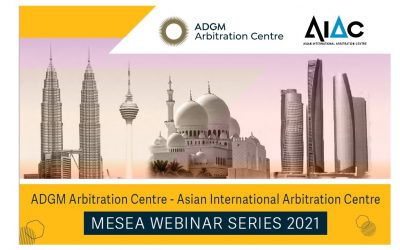 Georges Affaki to address i-Arbitration Rules in MESEA at event jointly organised by ADGM Arbitration Centre – Asian International Arbitration Centre